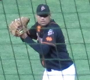 Francisco Cruceta Dominican baseball player