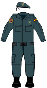 Anexo Uniformes de la Guardia Civil - Wikipedia 1564498bd38