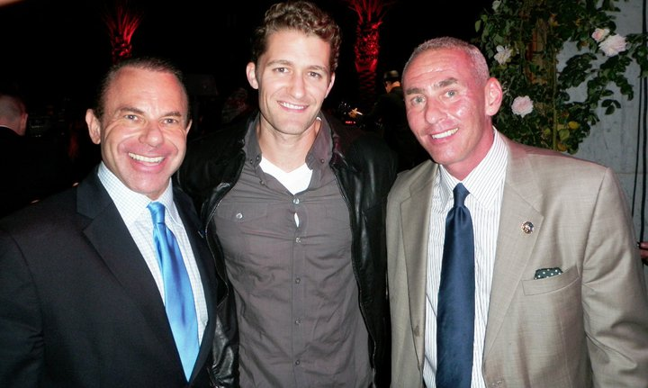 Glee Matthew-Morrison-with The Nortes of Hollywood.jpg