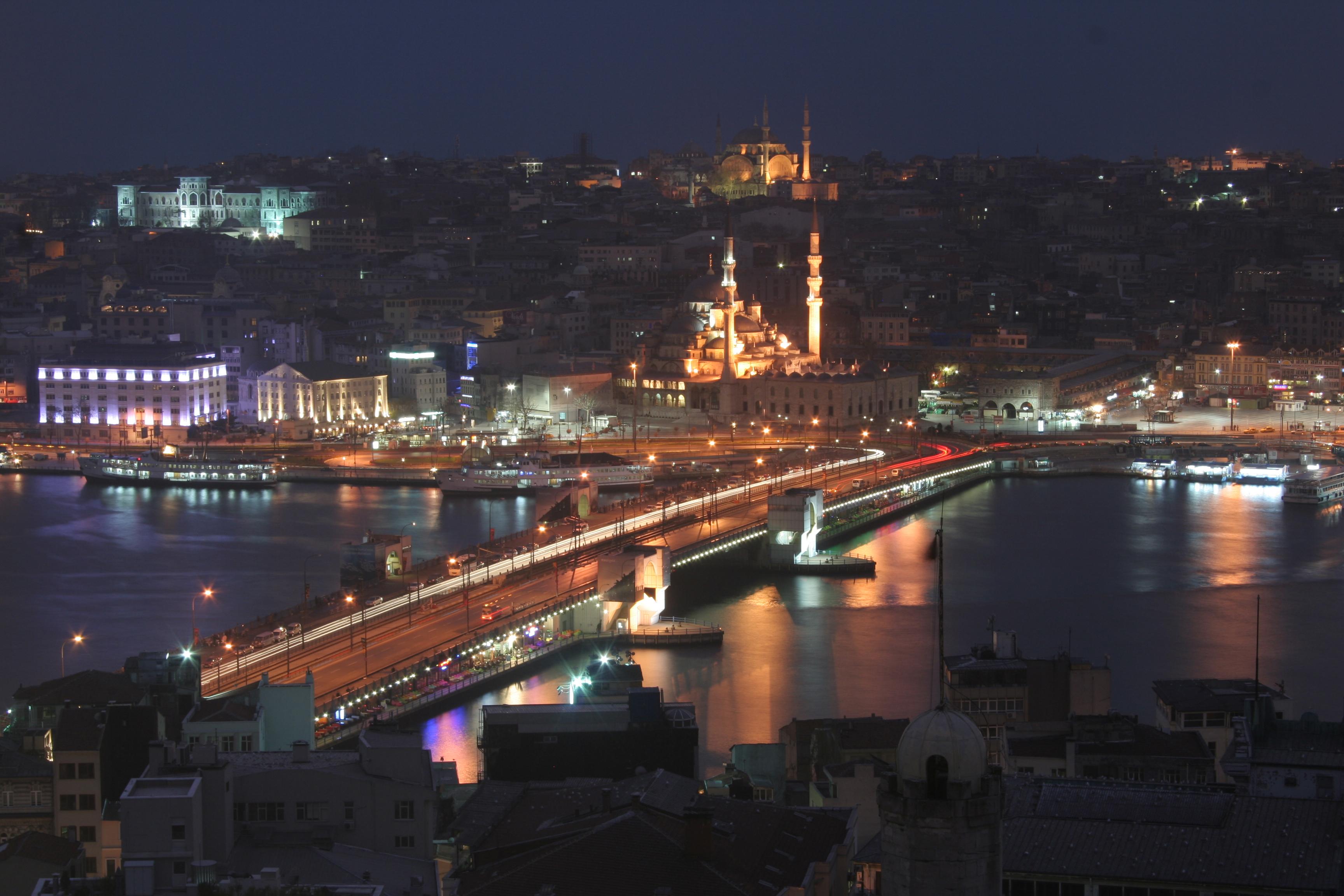 خلیج شاخ طلایی در استانبول