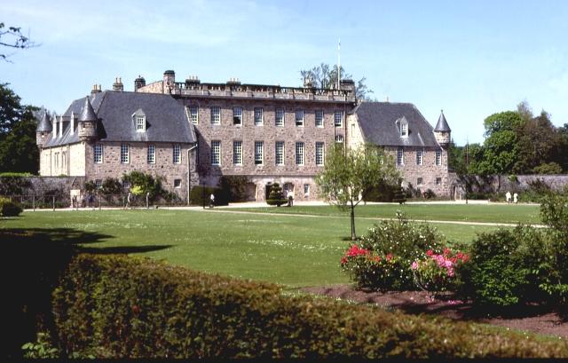 Gordonstoun House