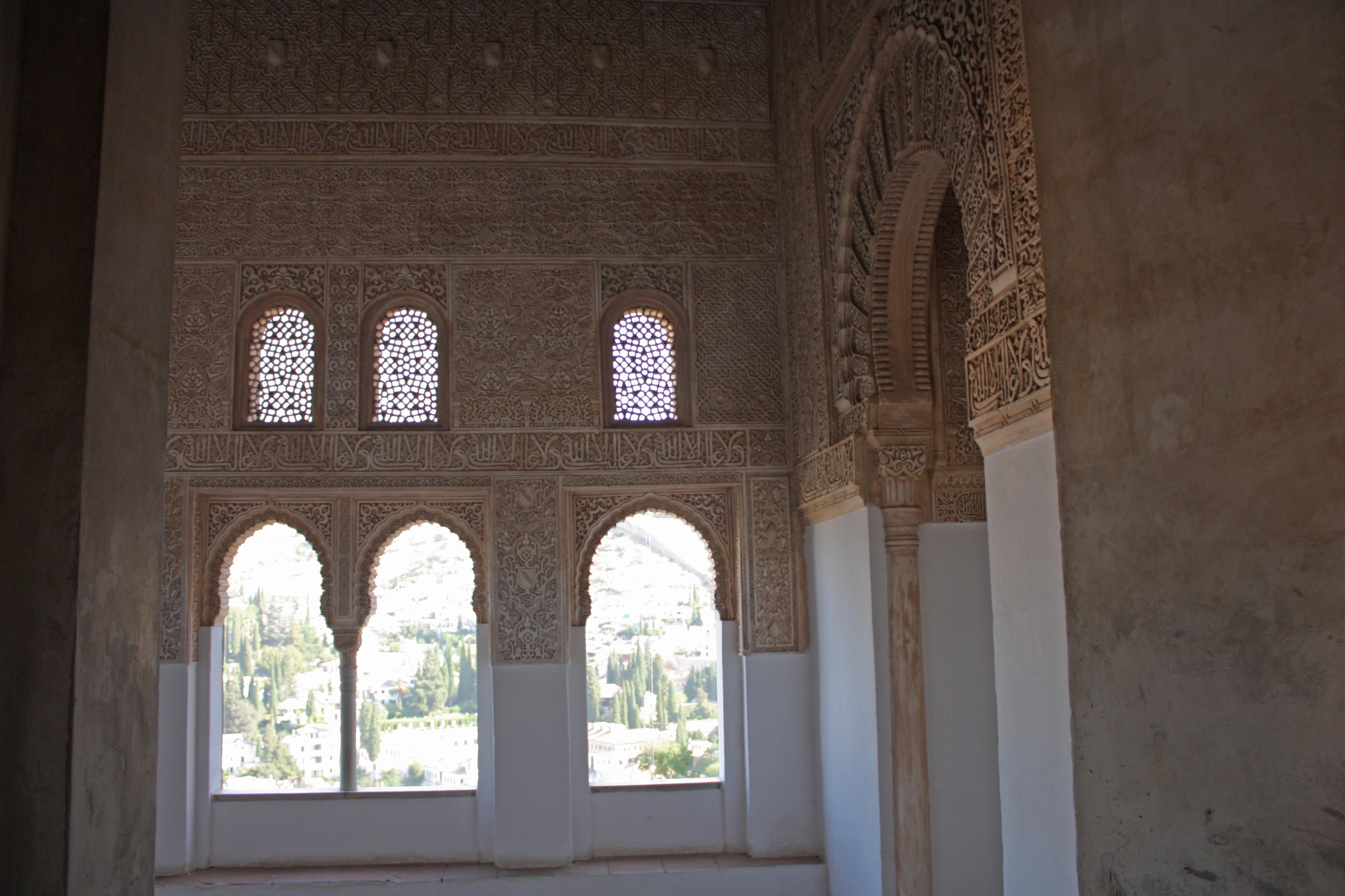File granada la alhambra 39 sala de las dos hermanas - Polveros en dos hermanas ...