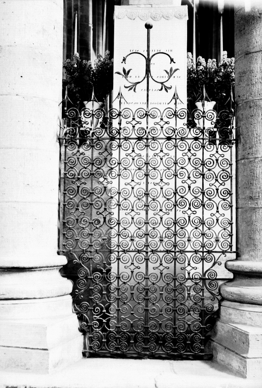 Architecte D Intérieur Aveyron file:grille du choeur, église de conques, aveyron
