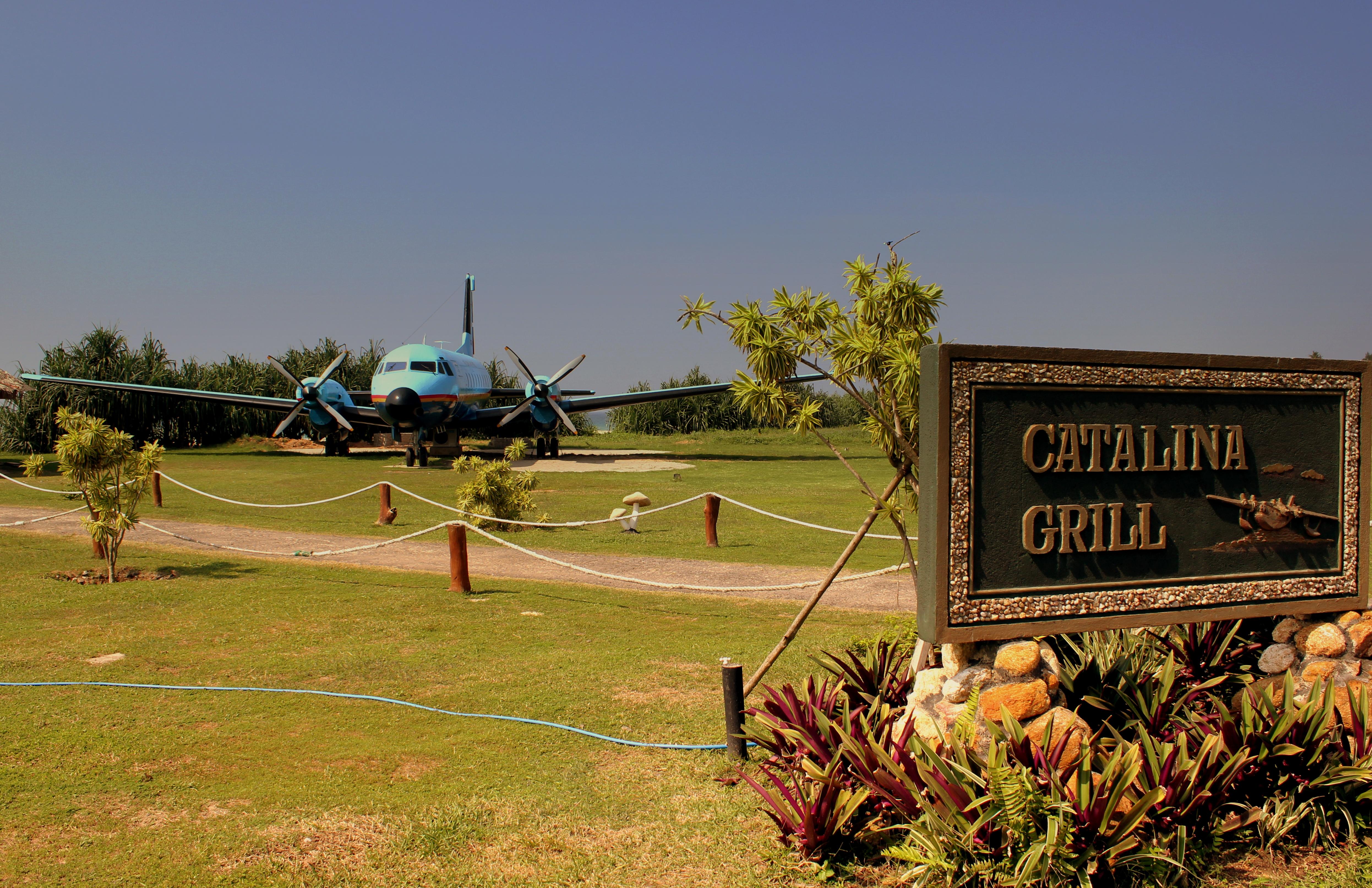 Restaurant Near Airfield In Hayes