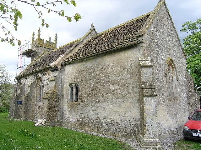 Church of St Mary, Hardington