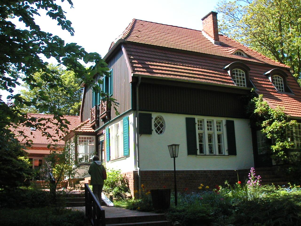 File Haus Seedorn auf Hiddensee Wikimedia mons