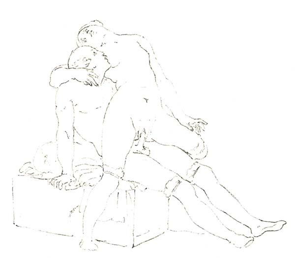 وضعيات تزيد نشوة المرأة الفراش متحركة Hayez07.jpg