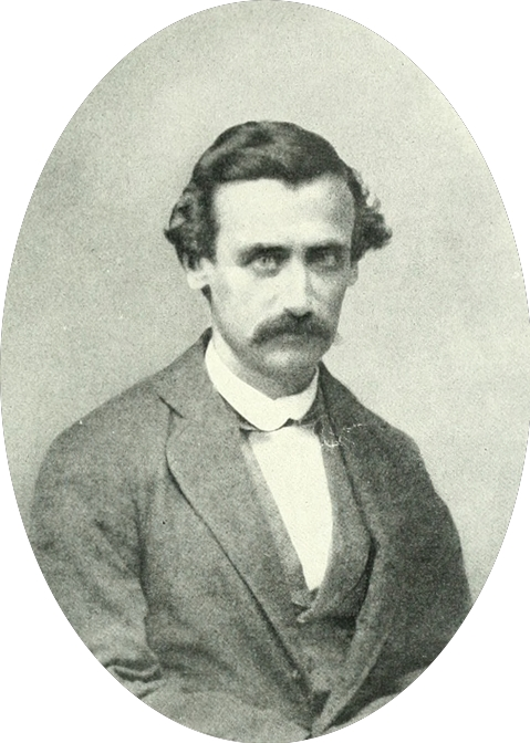 Henry Timrod in 1865