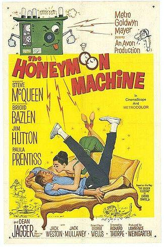 Honeymoon Machine on Lewis Machine