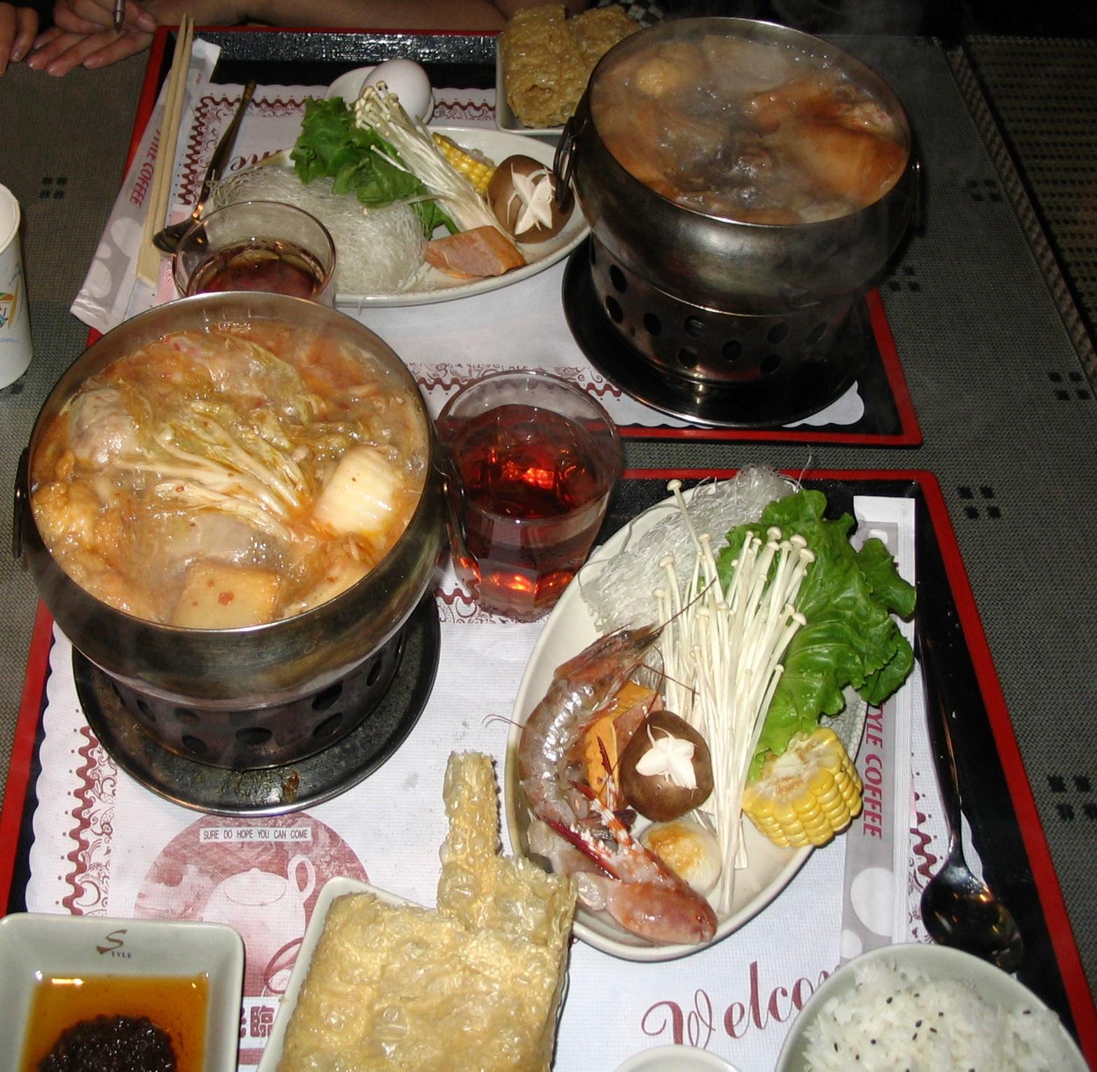 Hot Pot Restaurant In San Diego