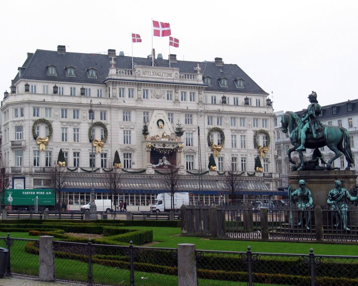 Hotels Copenhagen Denmark Near Tivoli Gardens