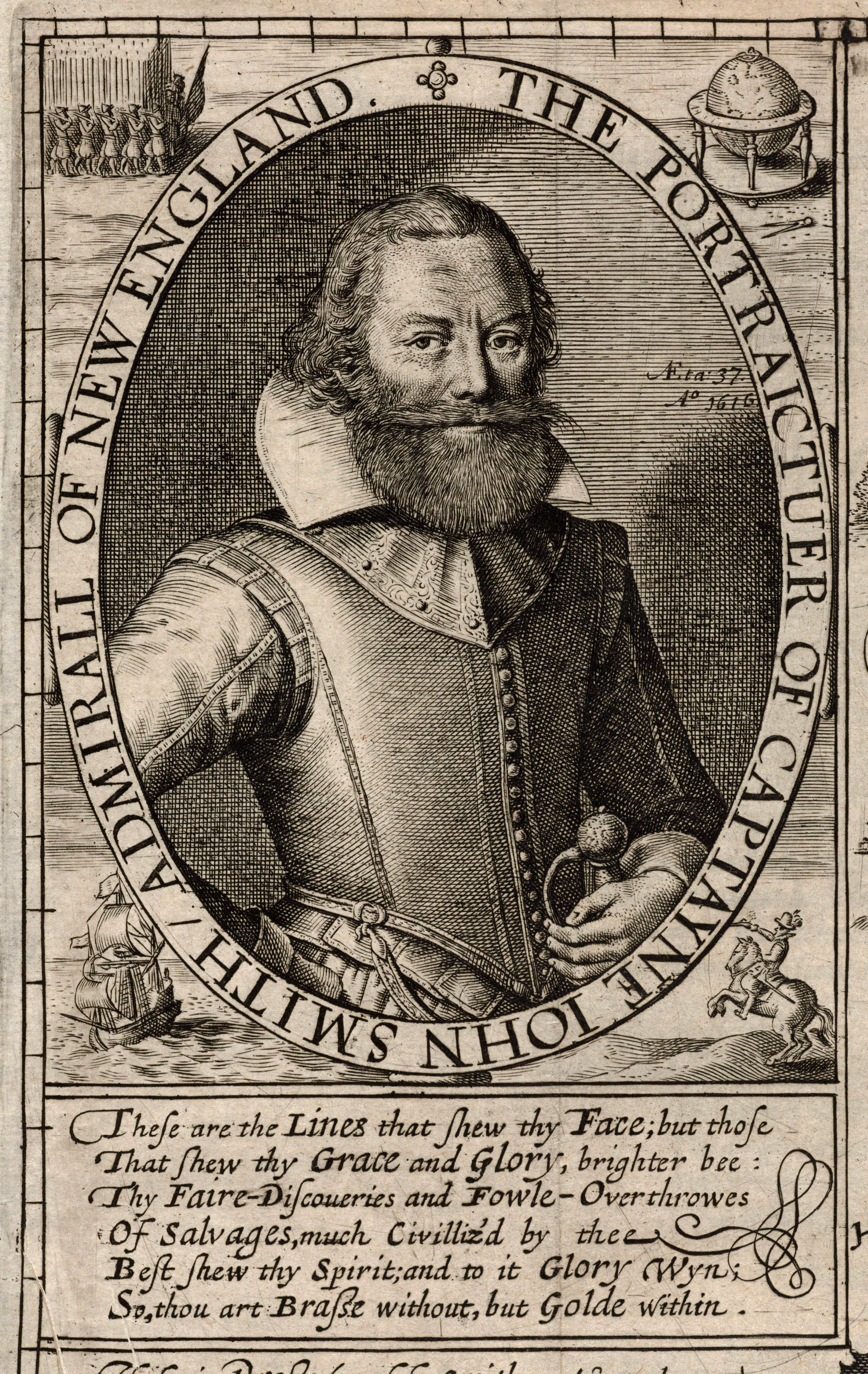 john smith the generall historie of virginia new england and the summer isles John smith ( 1580 in alford  a description of new england (1616) the generall historie of virginia, new-england, and the summer isles (1624) anonym,.