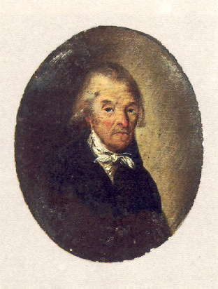 И. Ф. Богданович в старости