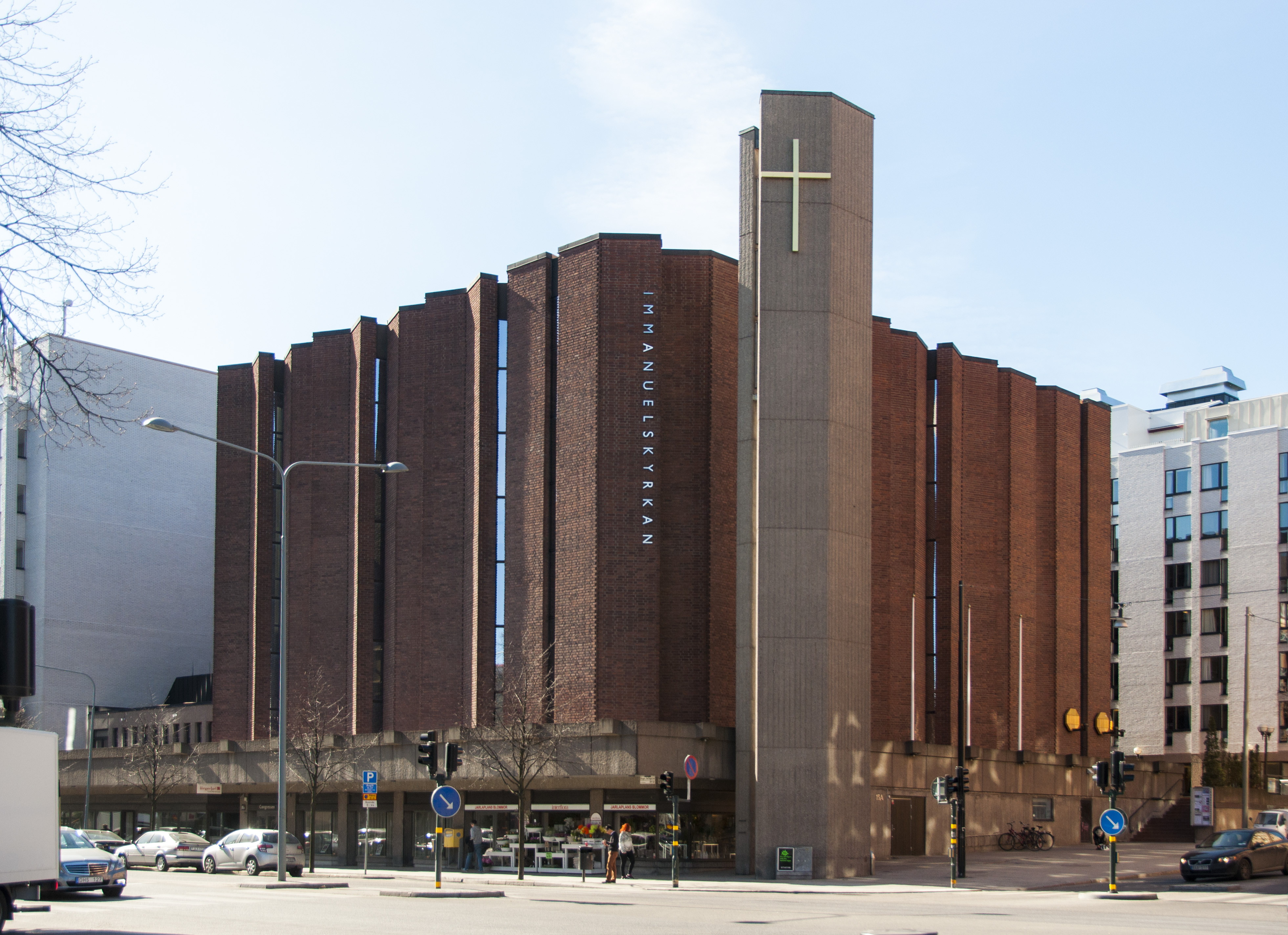 Bild av Immanuelskyrkan