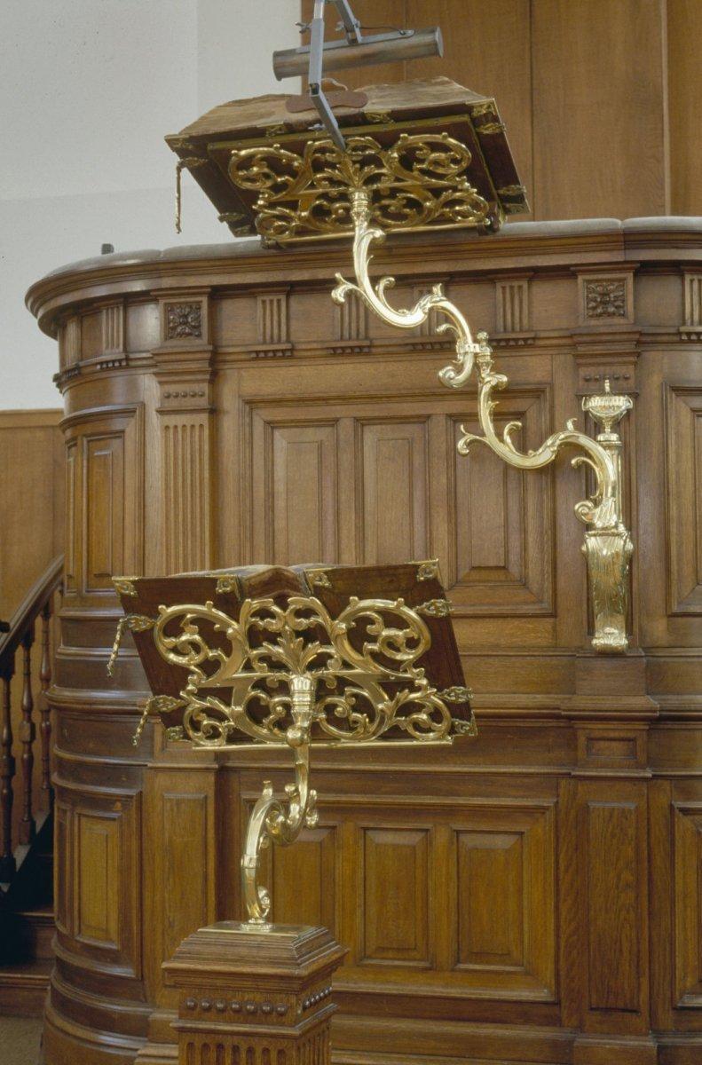 File interieur preekstoel detail haarlem 20355275 for Interieur haarlem