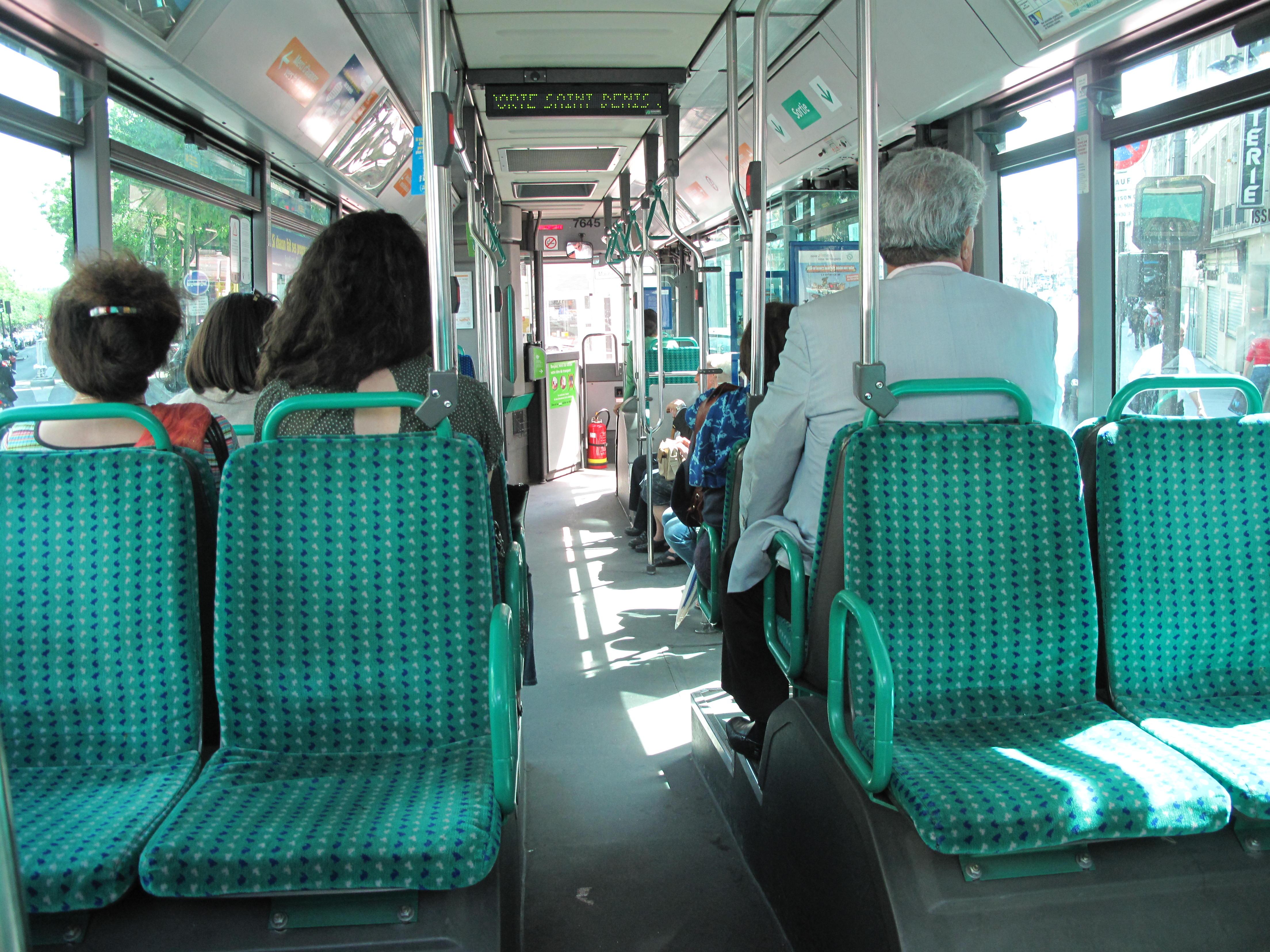 Ligne De Bus Centre De Secours Vers Centre Ville Rodez