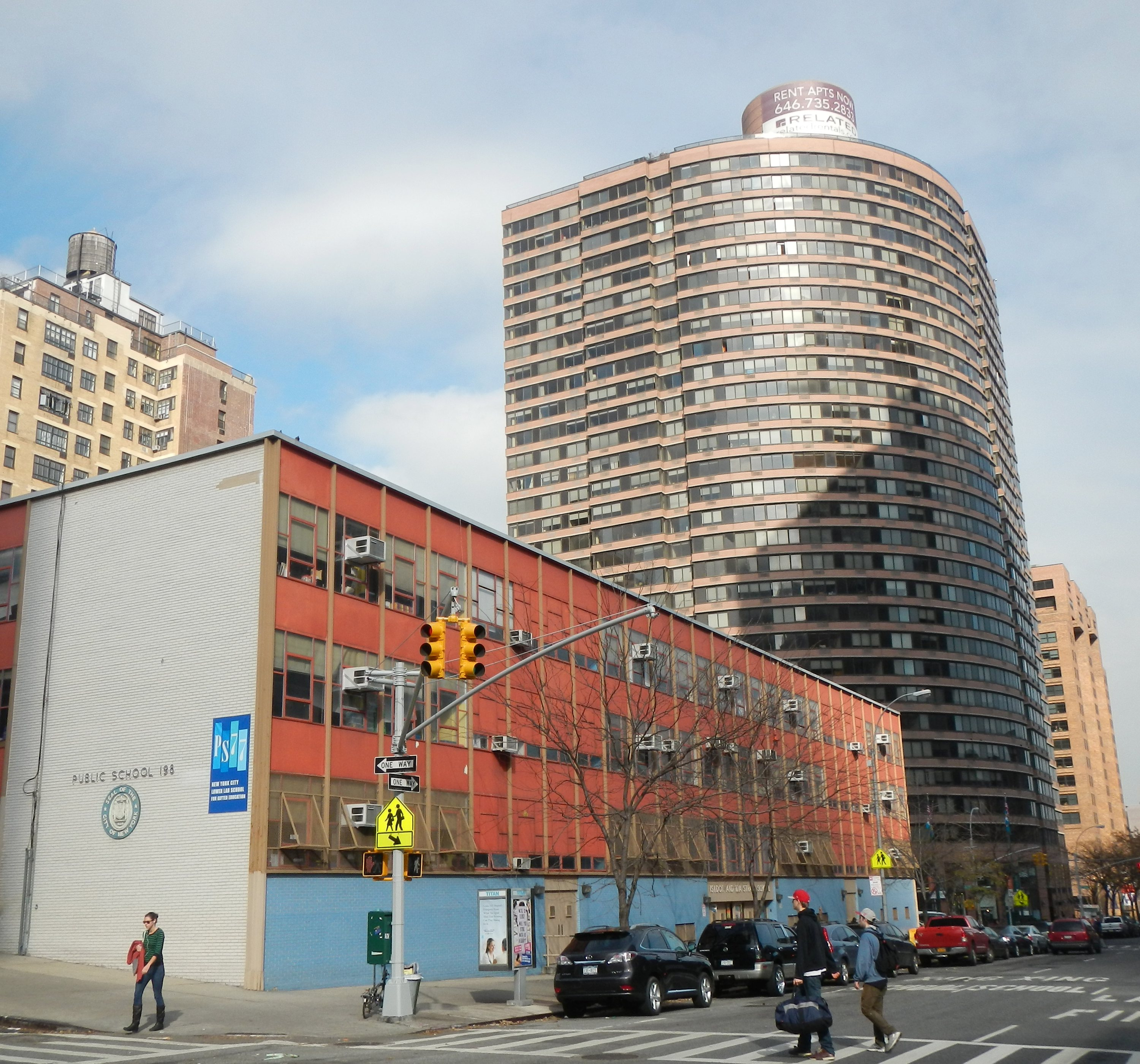 Image result for ps198m the straus school