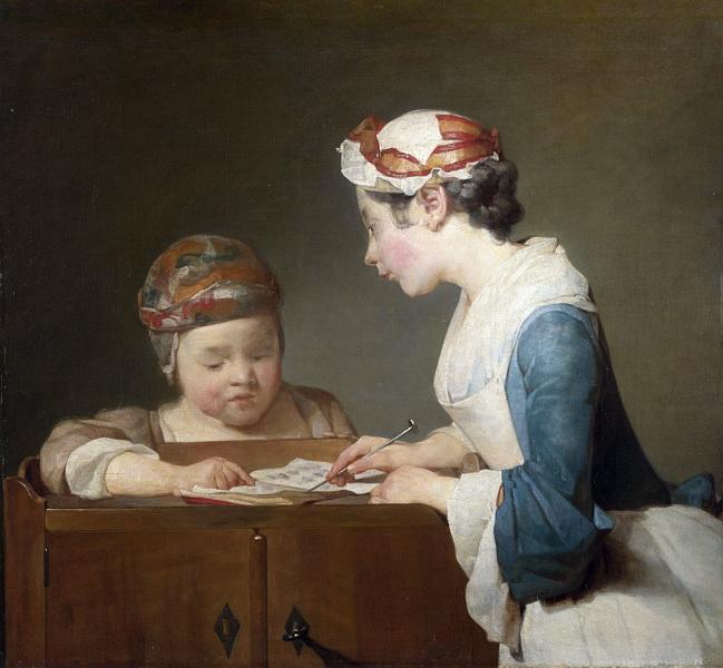 Jean-Baptiste Siméon Chardin 015