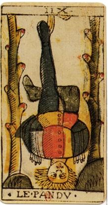 Jean Dodal Tarot trump 12.jpg