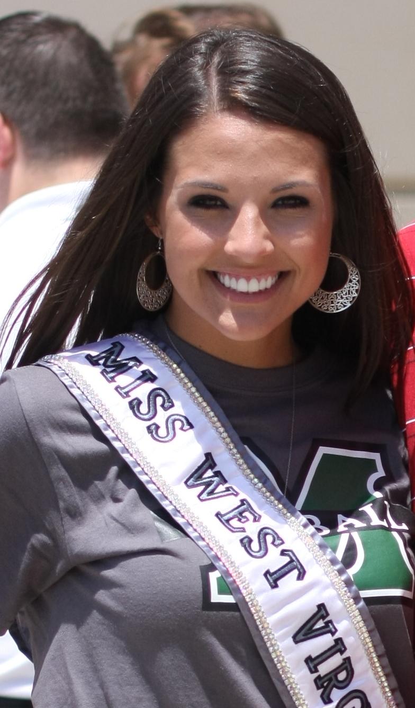 Jessi Pierson Miss West Virginia