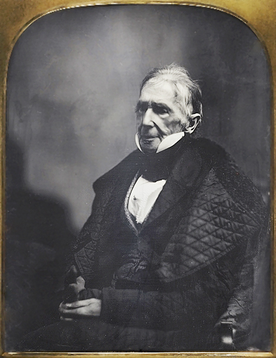 Image of John Collins Warren from Wikidata
