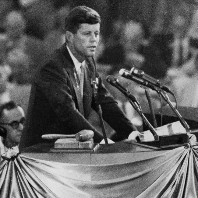 John F. Kennedy nominates Adlai Stevenson 1956 (cropped).JPG