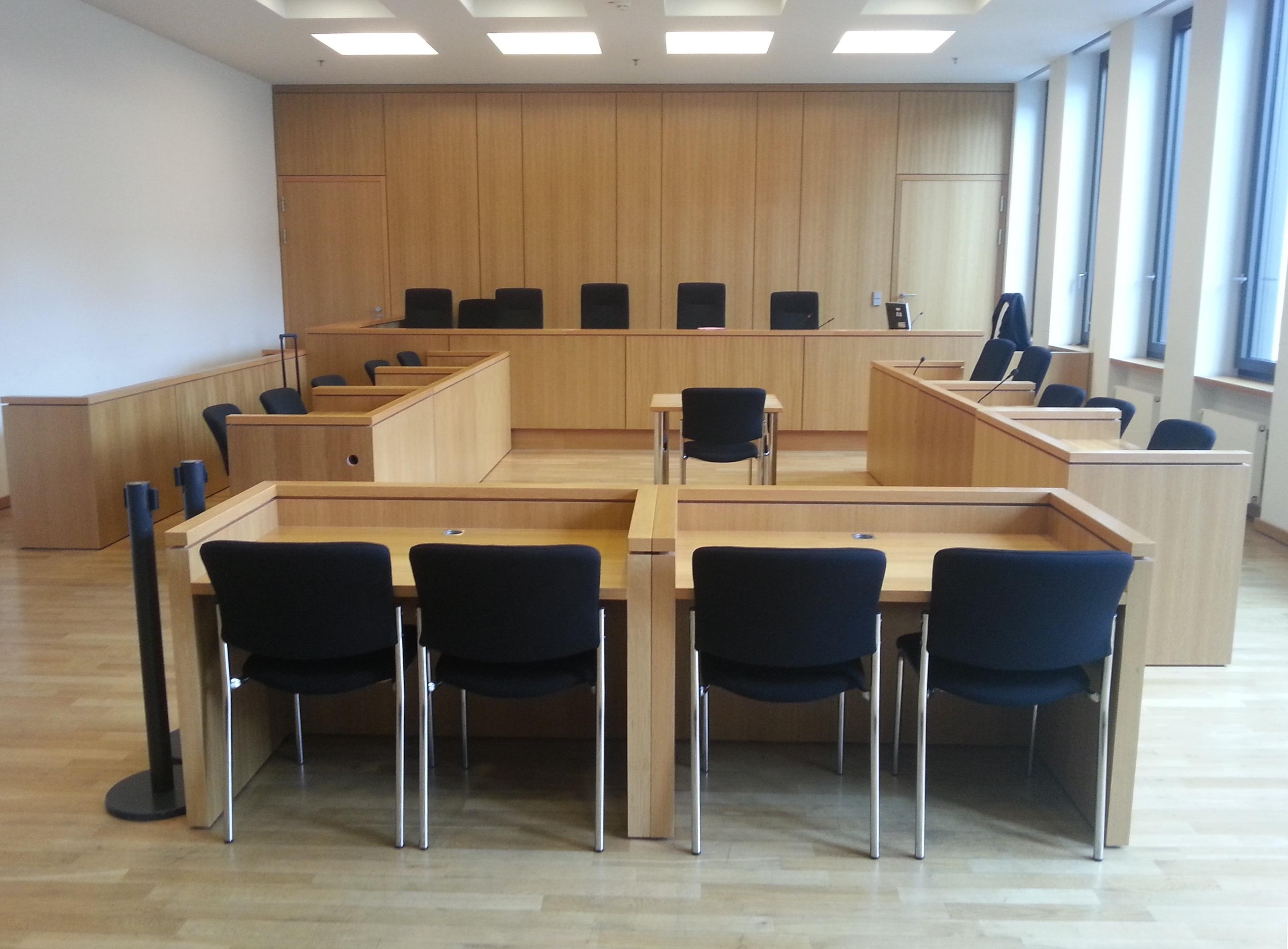 Gericht Am Justizzentrum Cafe K Ef Bf Bdln