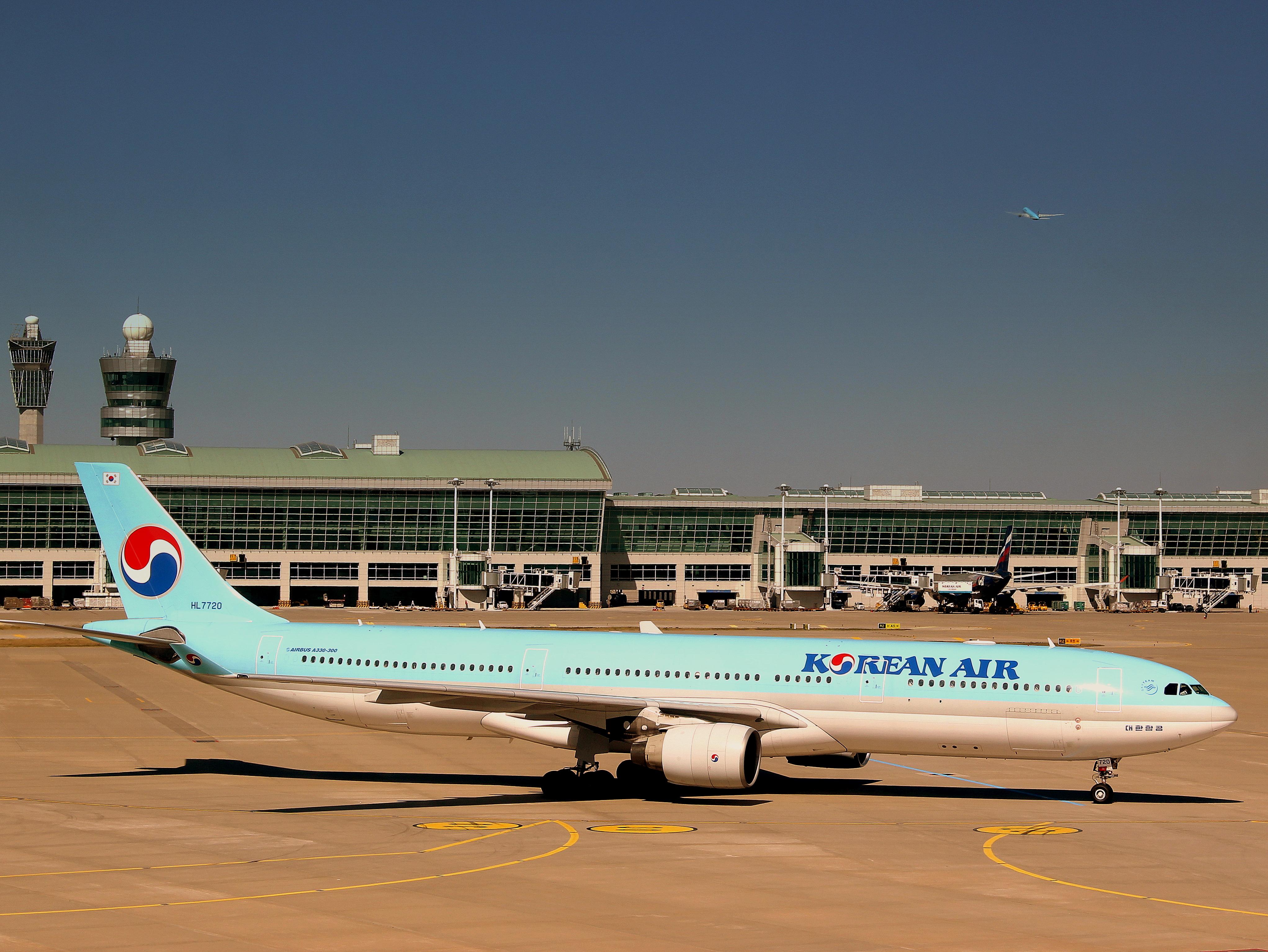 south korea airport 2 - photo #29