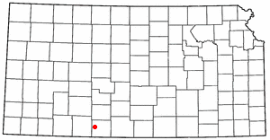 Loko di Protection, Kansas