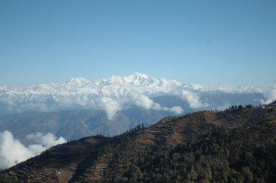Kanatal's beautiful hiking trails