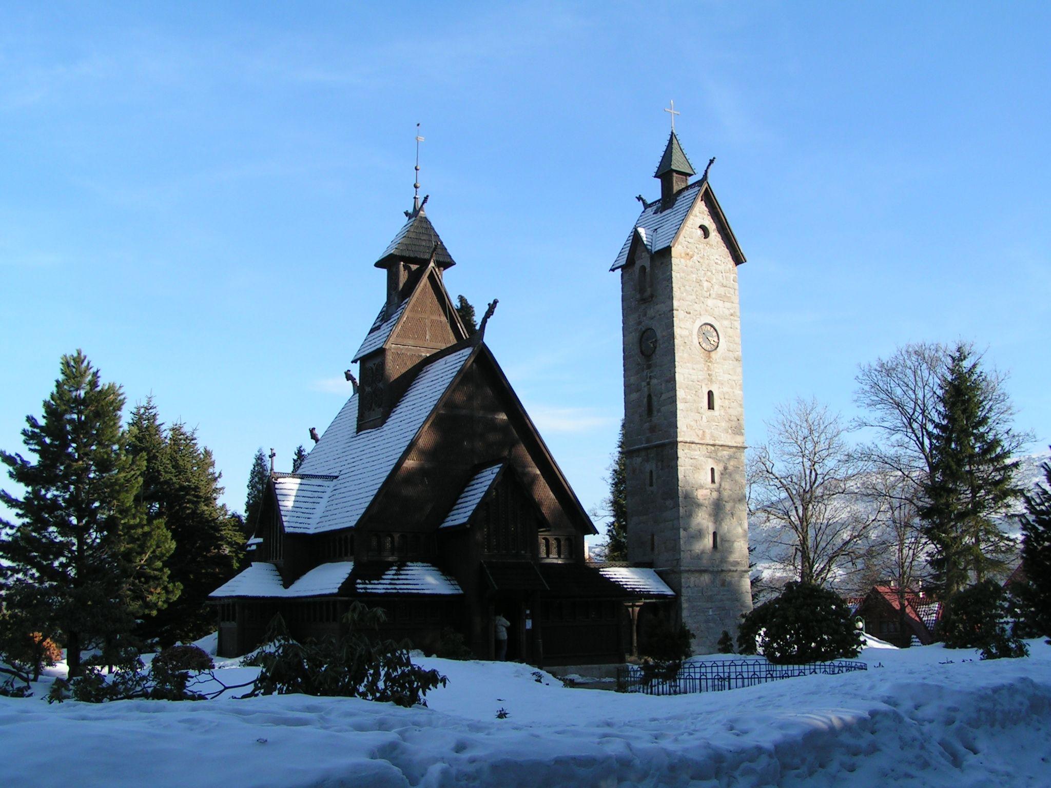 Image result for Wang Church, Karpacz, Poland