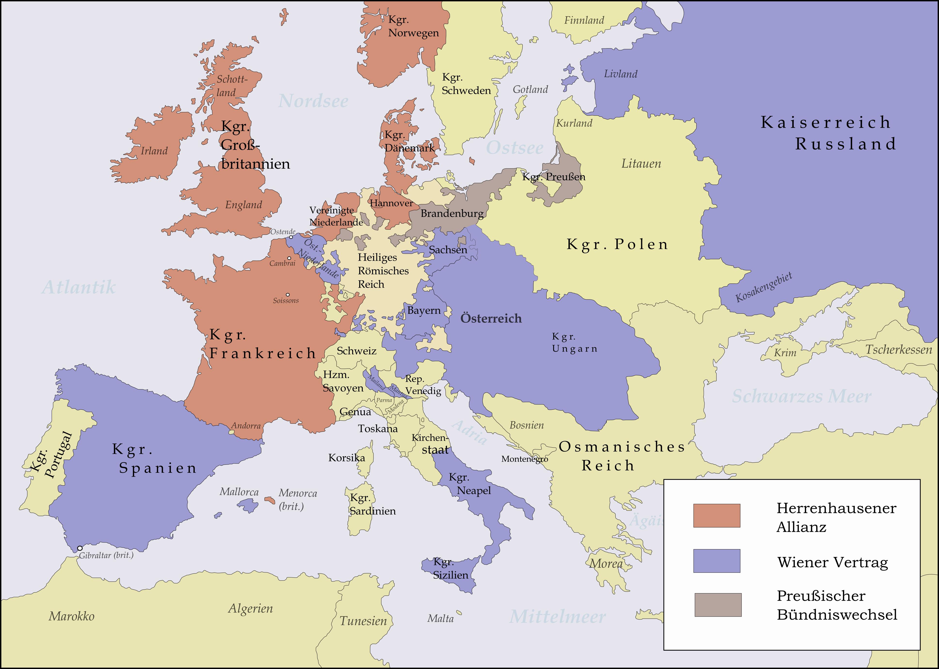 Karte Von Europa.Datei Karte Bundnissysteme In Europa 1725 1730 Png Wikipedia