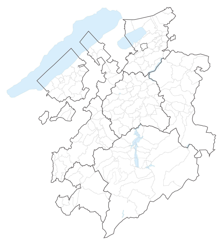 FileKarte Gemeinden des Kantons Freiburg 2007png Wikimedia Commons
