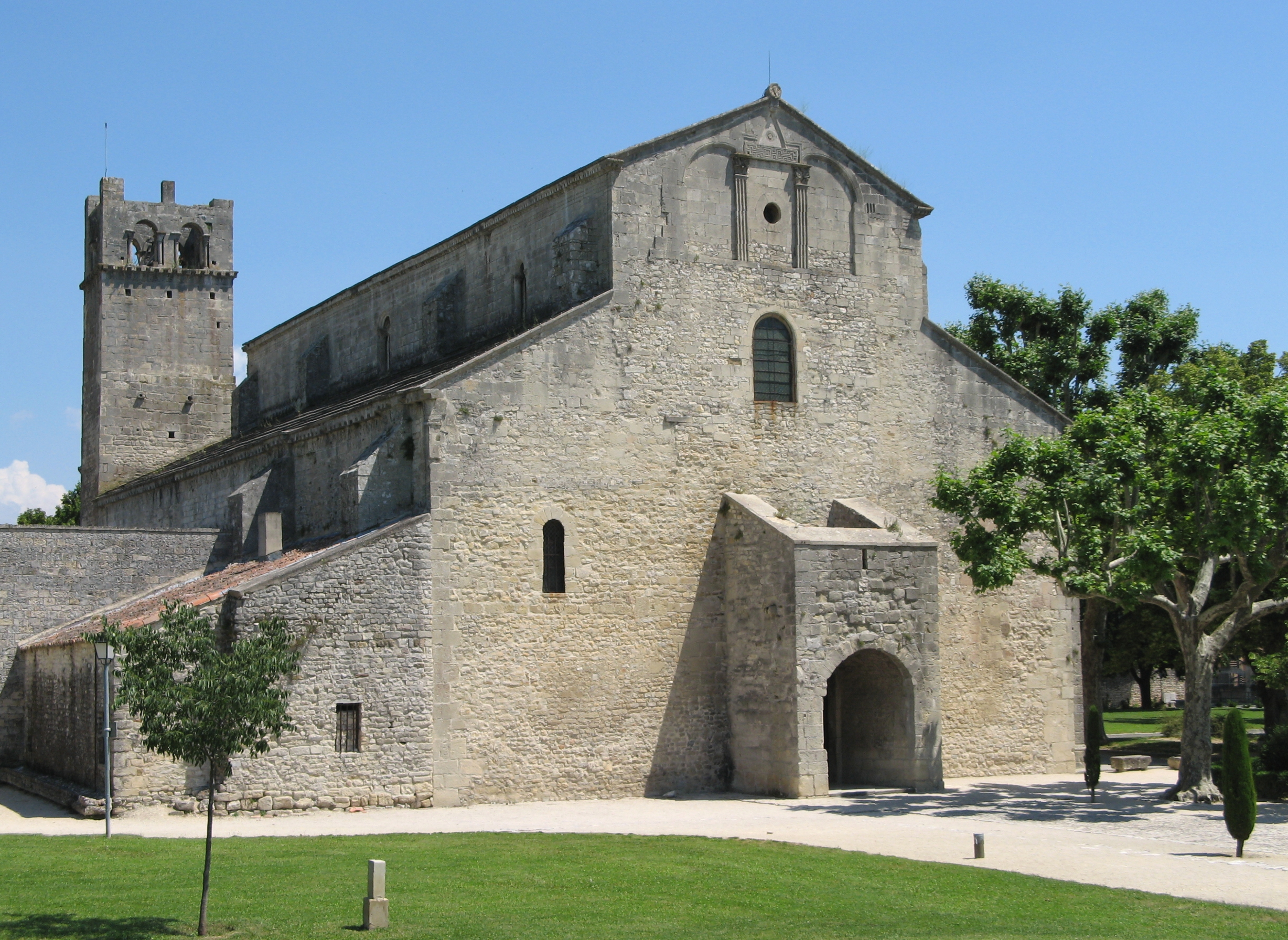File kathedraal notre dame de nazareth vaison la romaine - Office du tourisme de vaison la romaine ...