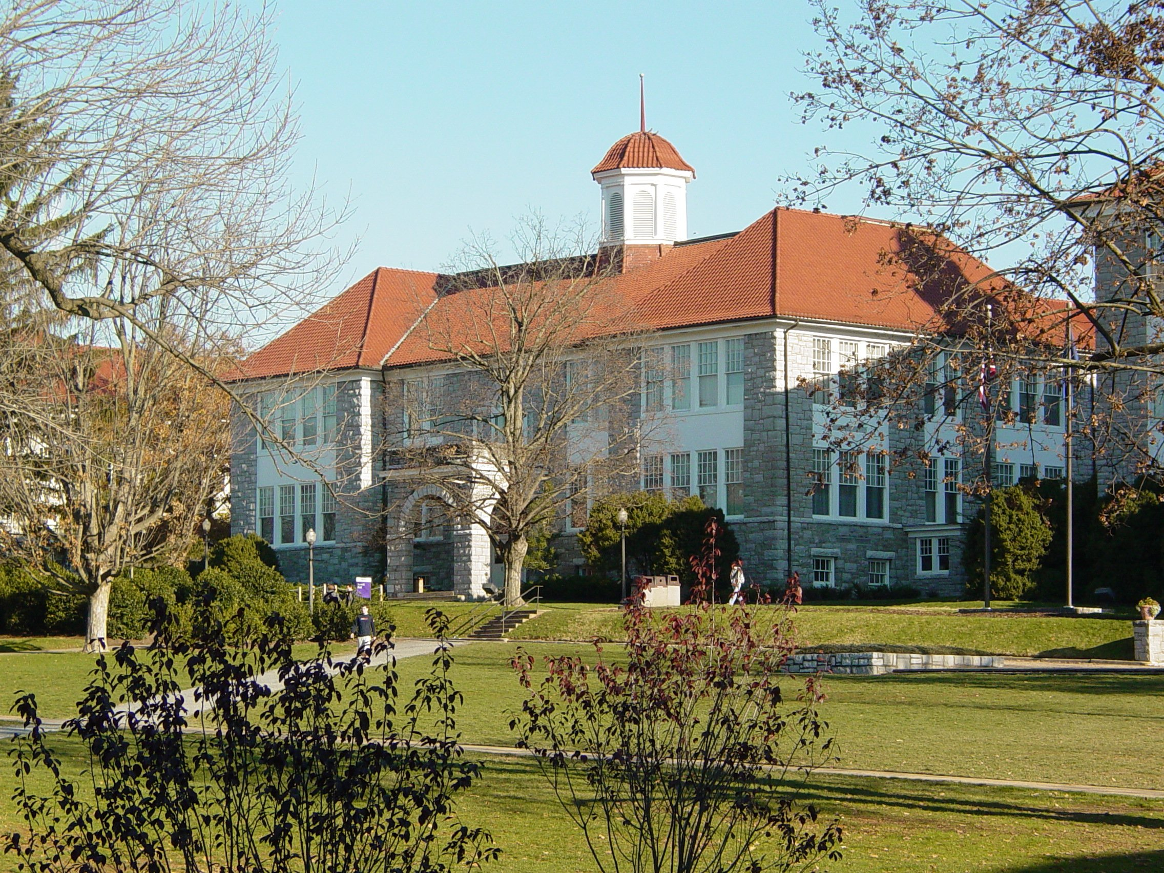 Keezell Hall, James Madison University
