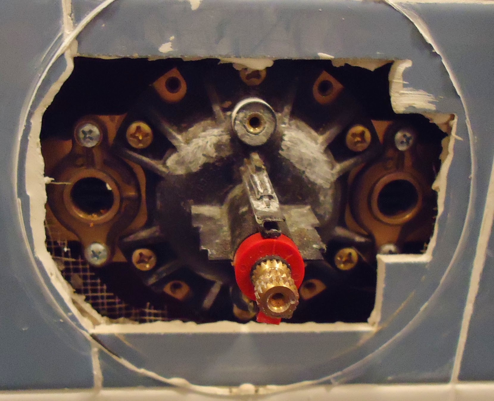 Replacing The Diverter Huntington Brass Kitchen Faucet