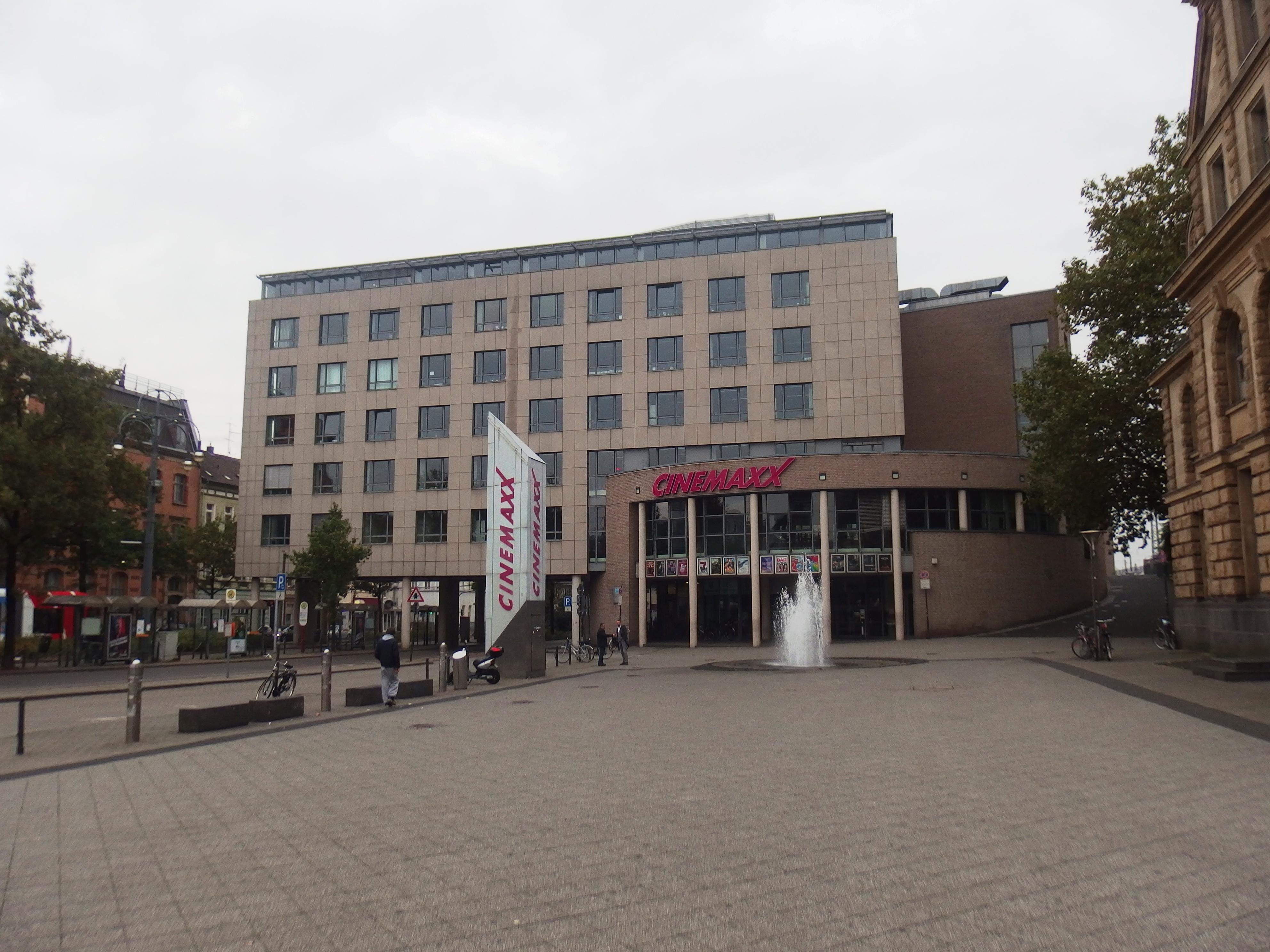 Cinemaxx Krefeld Programm
