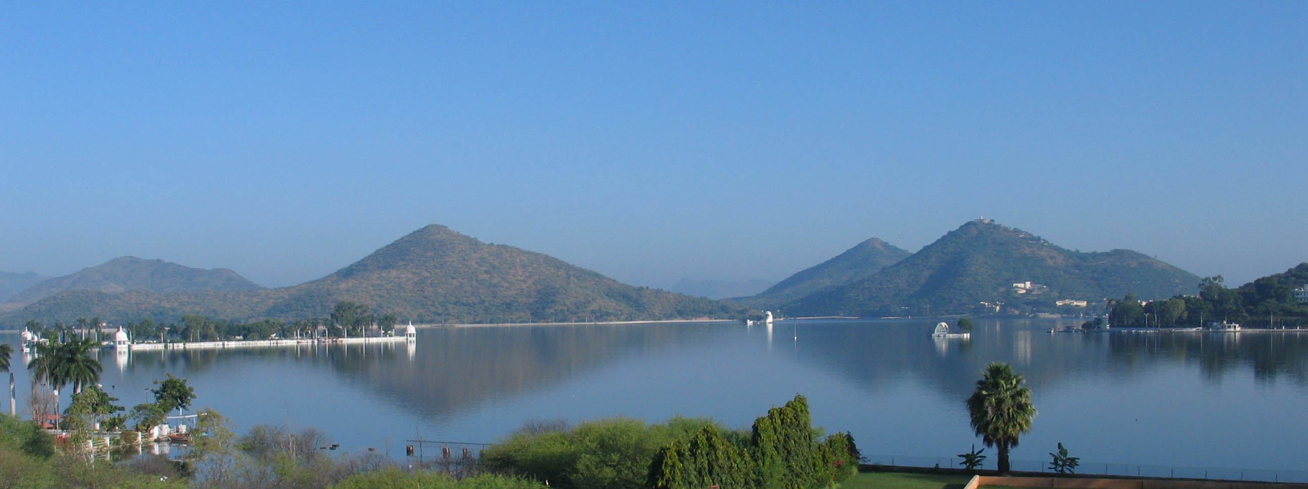 Udaipur City Of Lakes Places Of Attraction