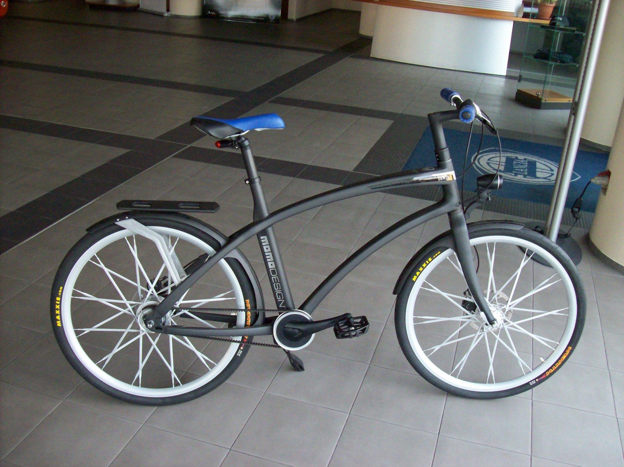 Lancia Urban Bike Wikipedia