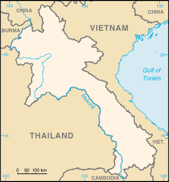 World Map Outline Png File:Laos-blank-map.pn...