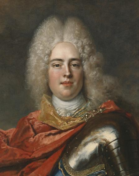 Depiction of Augusto III de Polonia