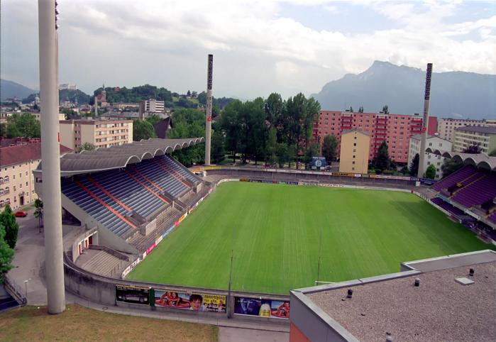casino austria salzburg fußball