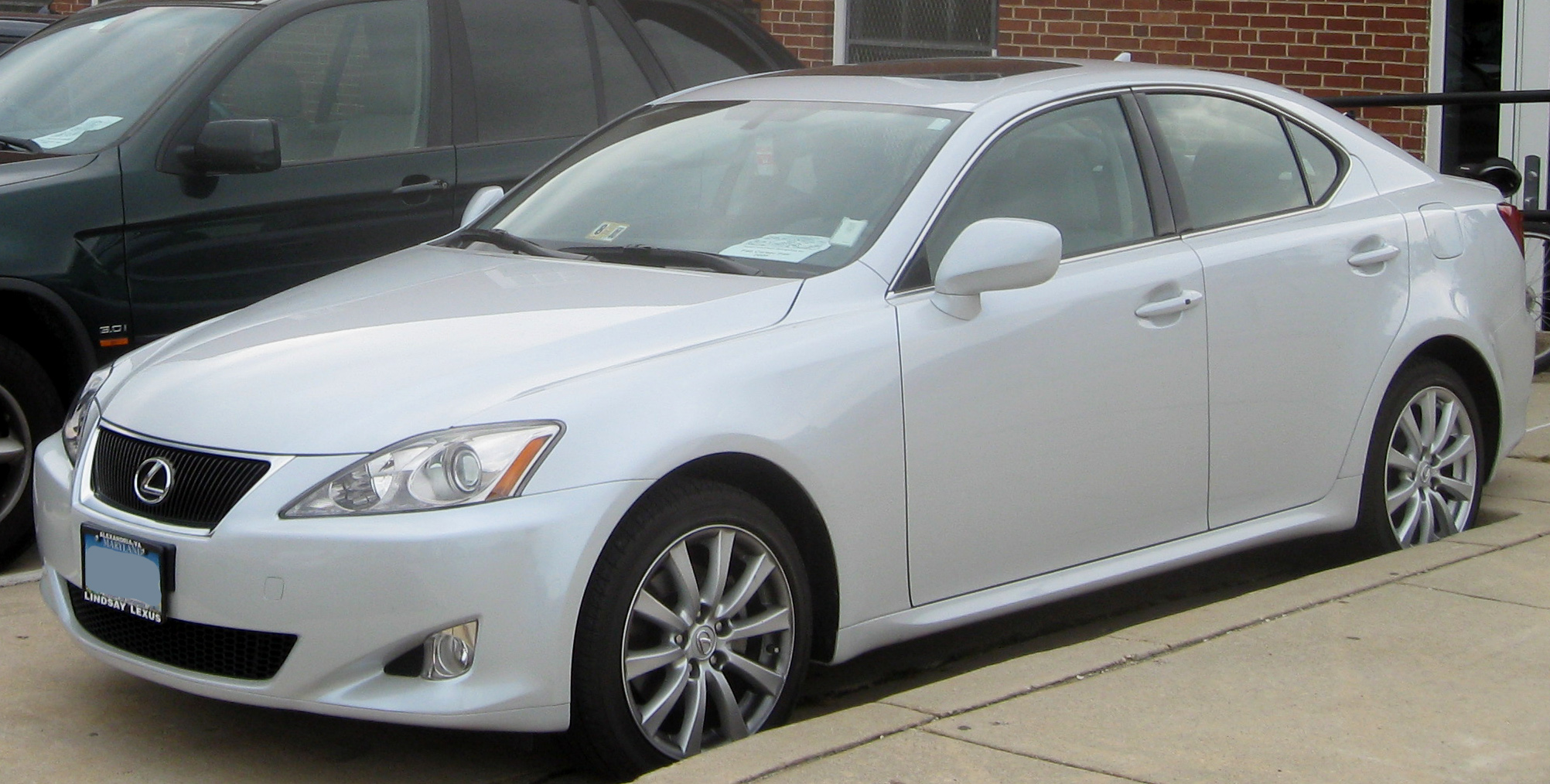 Delightful File:Lexus IS250 AWD