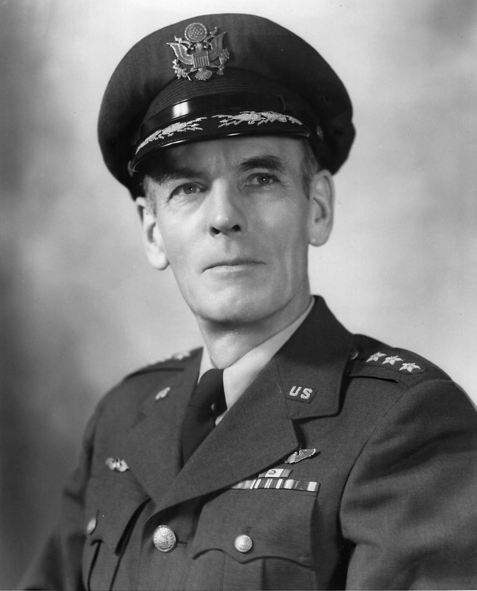 Hubert R. Harmon US Air Force general