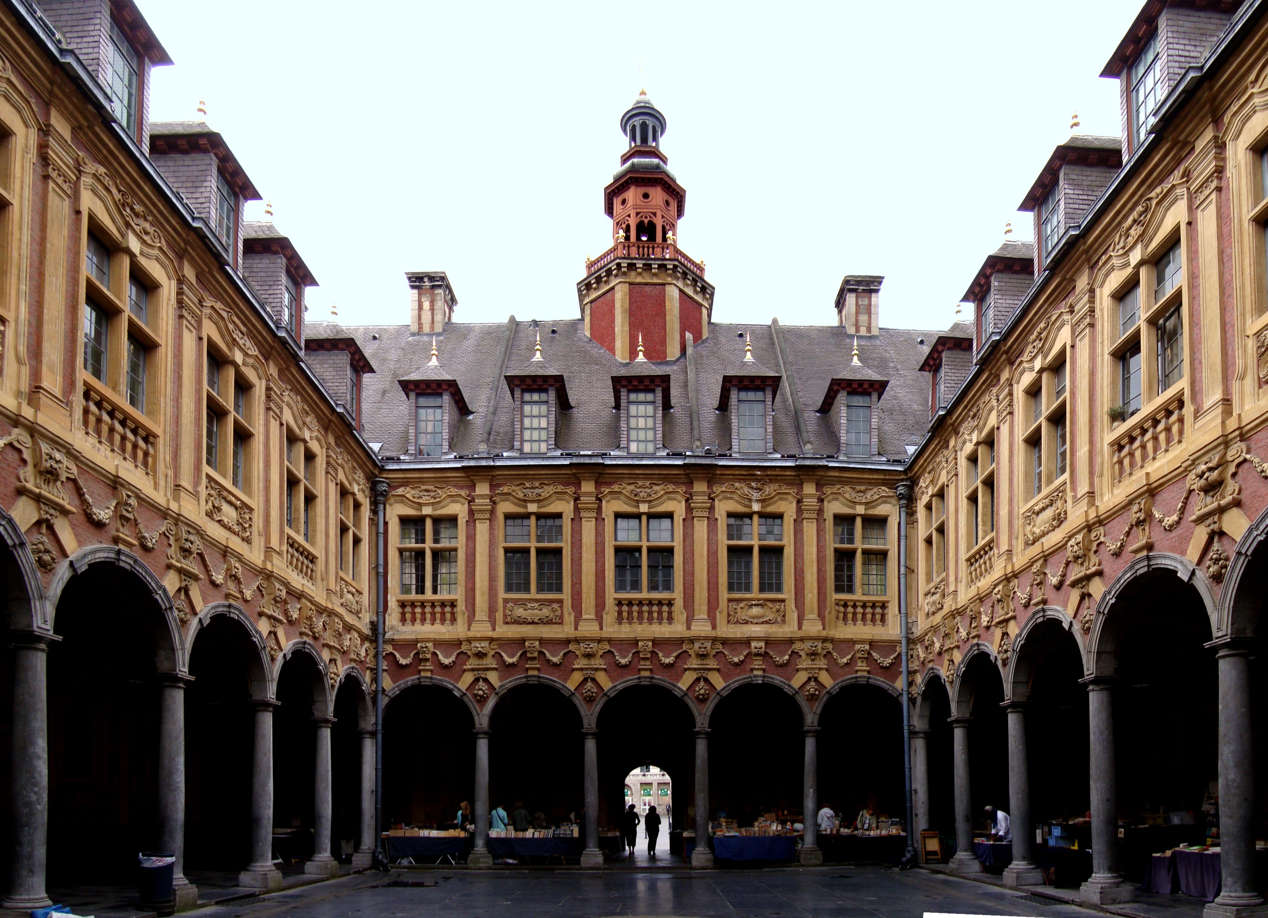 Patrimoine de Lille — Wikipédia