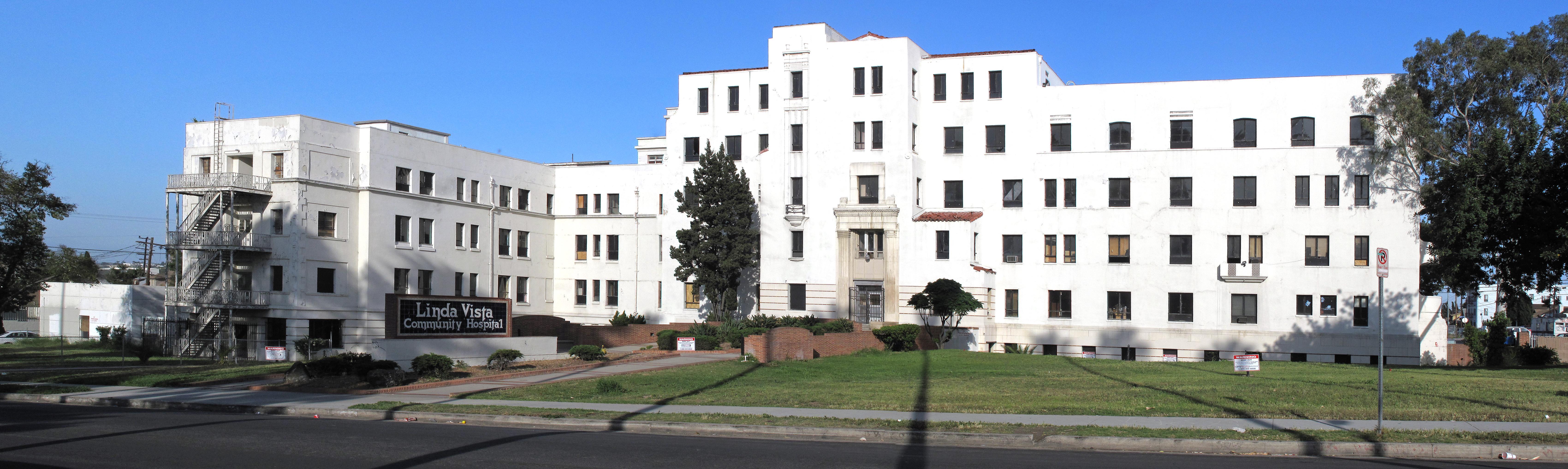 File Linda Vista Community Hospital Building Los Angeles Jpg Wikimedia Commons
