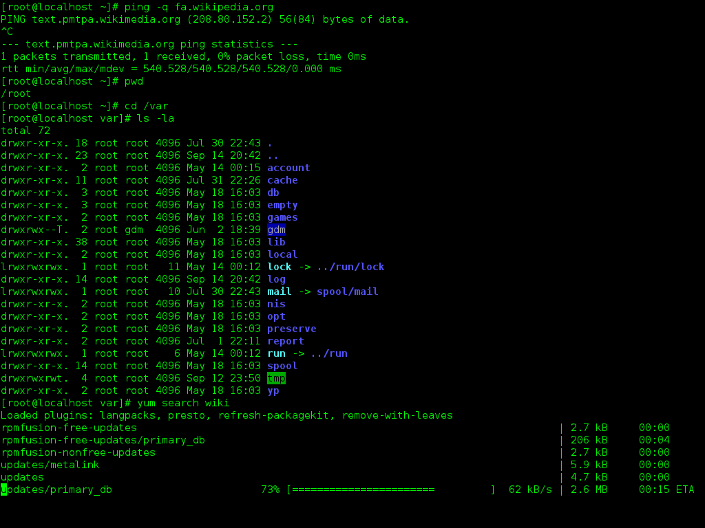 Command Line Interface Wikipedia