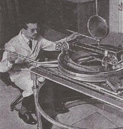 Allais a jeho parakónické kyvadlo