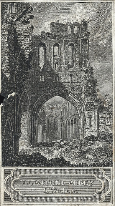 Llantoni Abbey, S. Wales