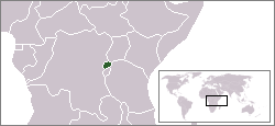 LocationRwanda